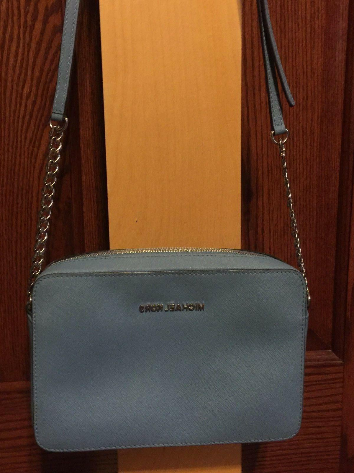 EAST SILVER CHAIN PURSE NEW