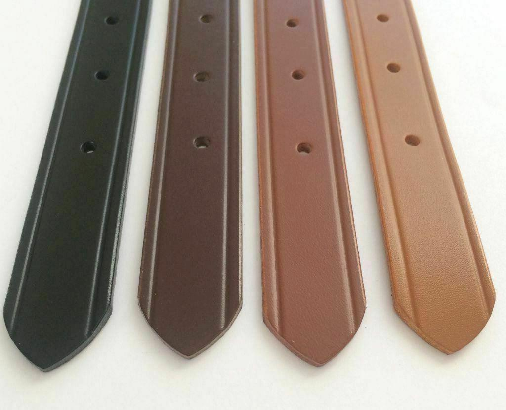 Leather Body Straps & Handles Bags Buckles