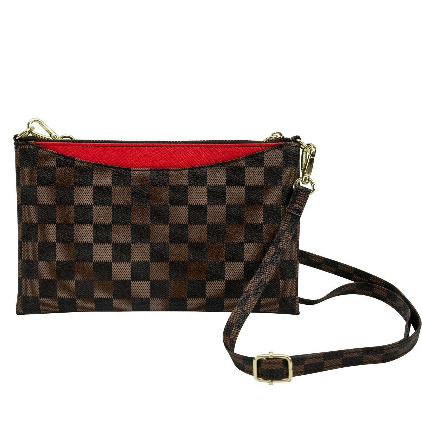 for Wristlet Clutch Leather