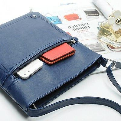 Men's Mini Shoulder Bags Crossbody Messenger Bag Cell Phone