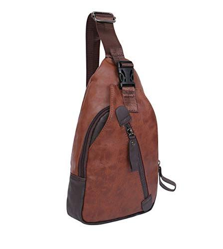 mens sling backpack cross body sling backpack