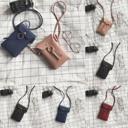 Mini Bag Wallet Phone Pouch