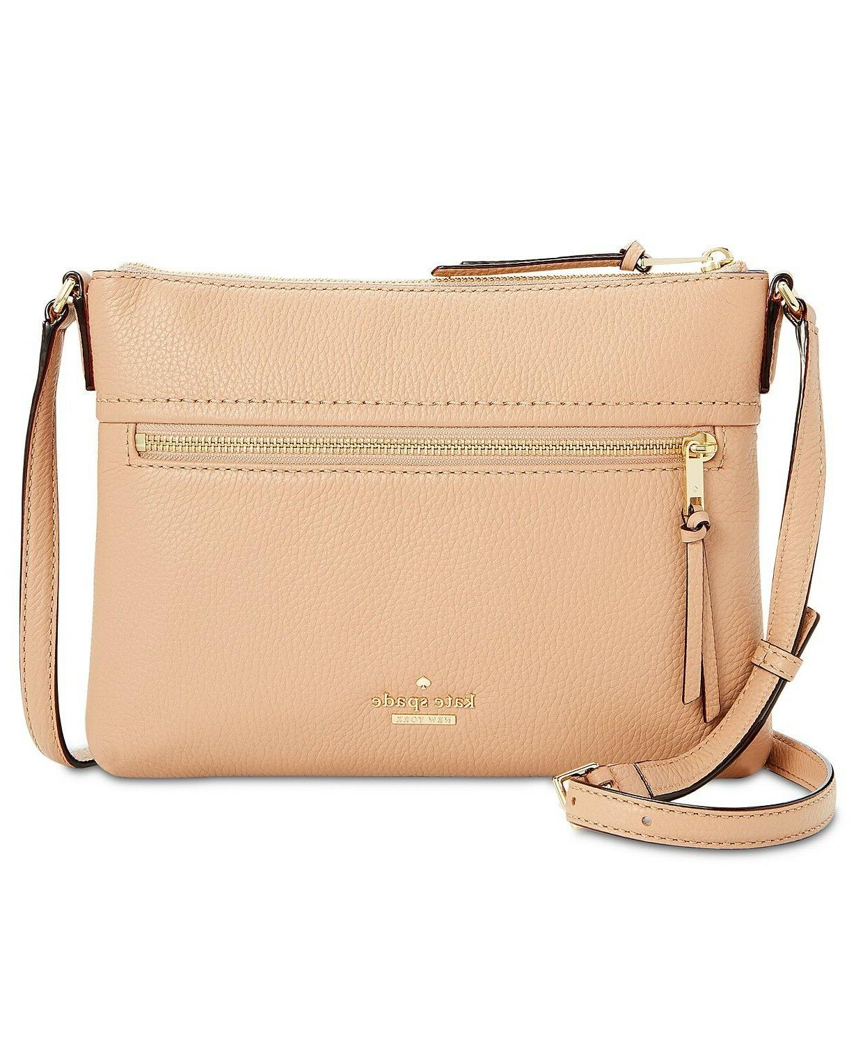 New kate spade new york Jackson Street Gabriele Crossbody Le