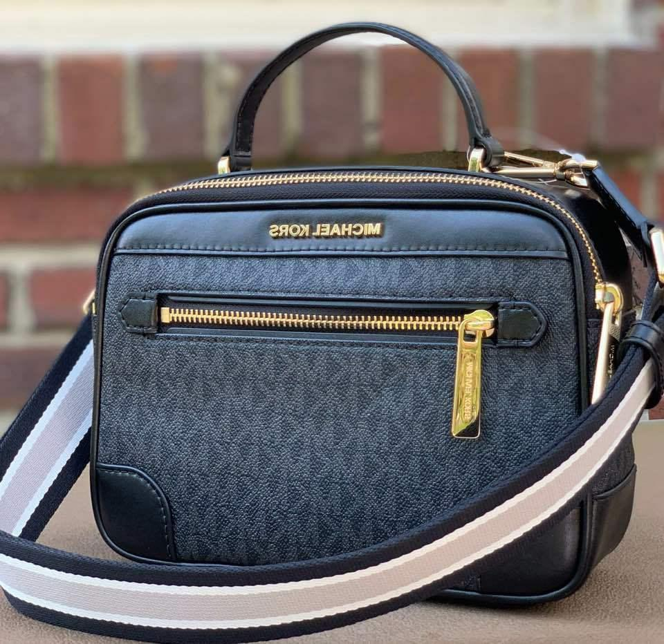 New Kors Top Handle Signature Bag