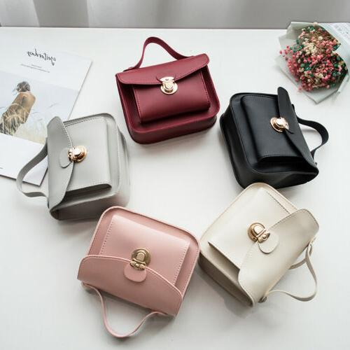 New Leather Small Shoulder Bag Crossbody Bag PU