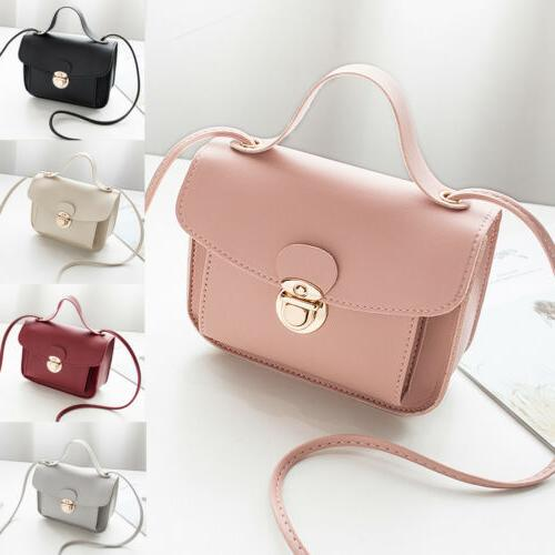 new women fashion leather small shoulder bag