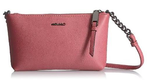 nwt 98 dahlia red crossbody shoulder bag