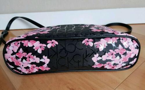 NWT Authentic Calvin Black Purse Bag
