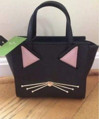 NWT Authentic KATE SPADE bunny rabbit mini hayden hop to it