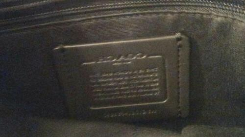 NWT Authentic Crossbody File Bag