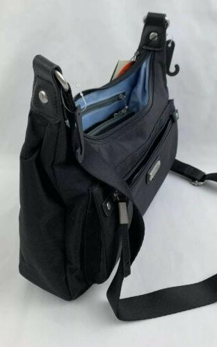 NWT Black and About Bag Hobo