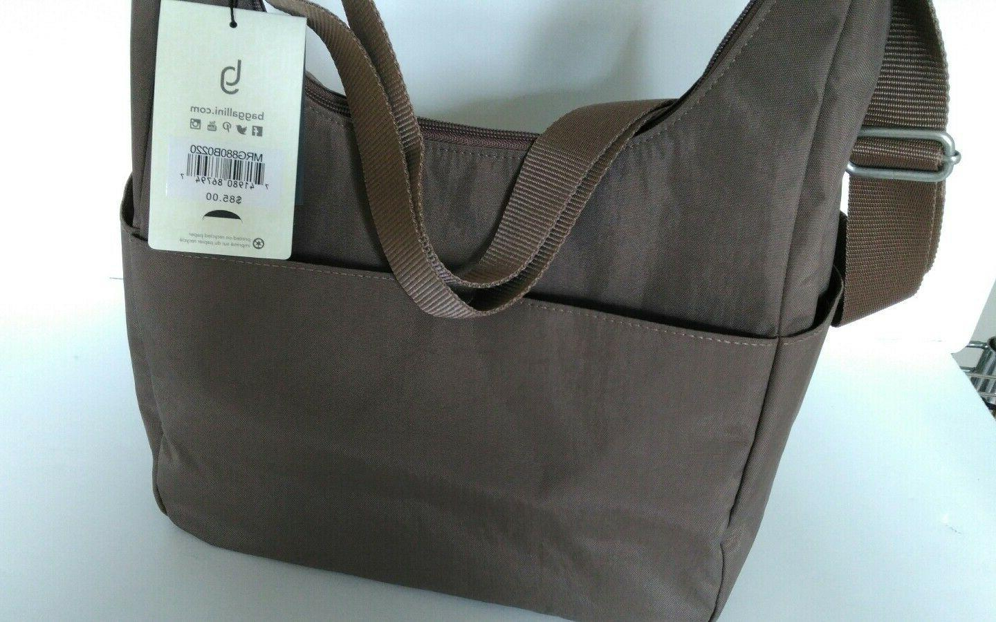NWT Baggallini Cargo Tote Bag,