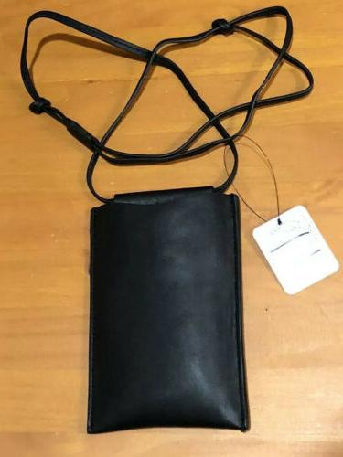 NWT Free All Night Leather Wallet