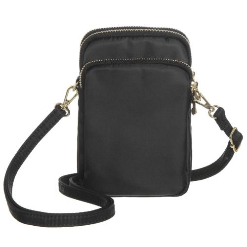 nylon small crossbody cell phone purse bag