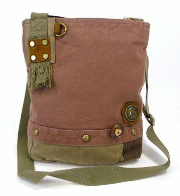 Chala Crossbody + Metal (Dragonf