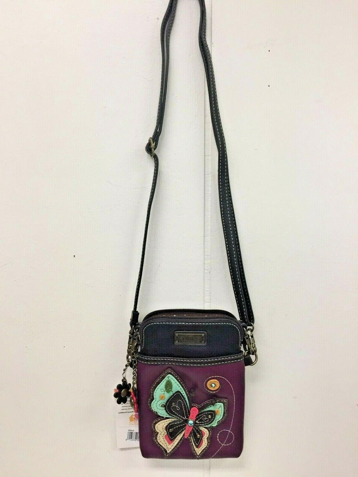 Phone Crossbody Bag Small Convertible Purse New