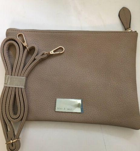 Remi and / Tote Makeup Leather