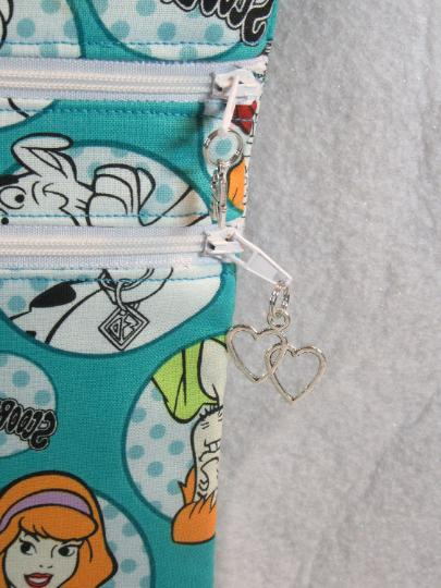 Scooby Doo Crossbody Bag- FREE SHIPPING
