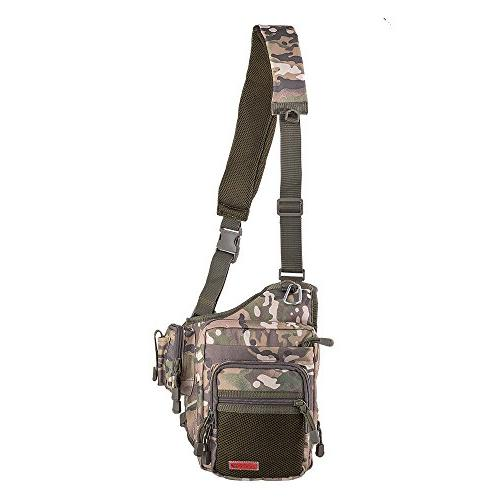 shoulder bag portable tackle storage