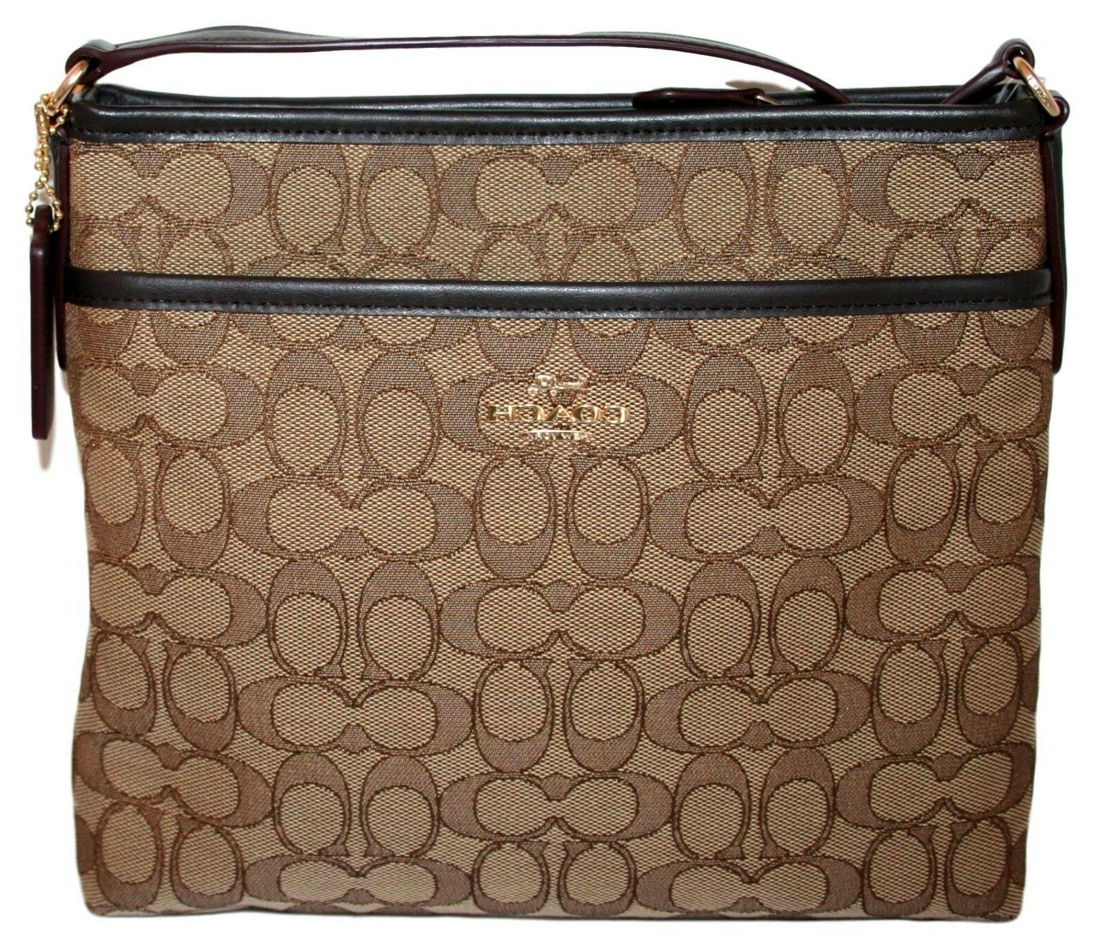Coach Signature Bag Crossbody Purse F29960