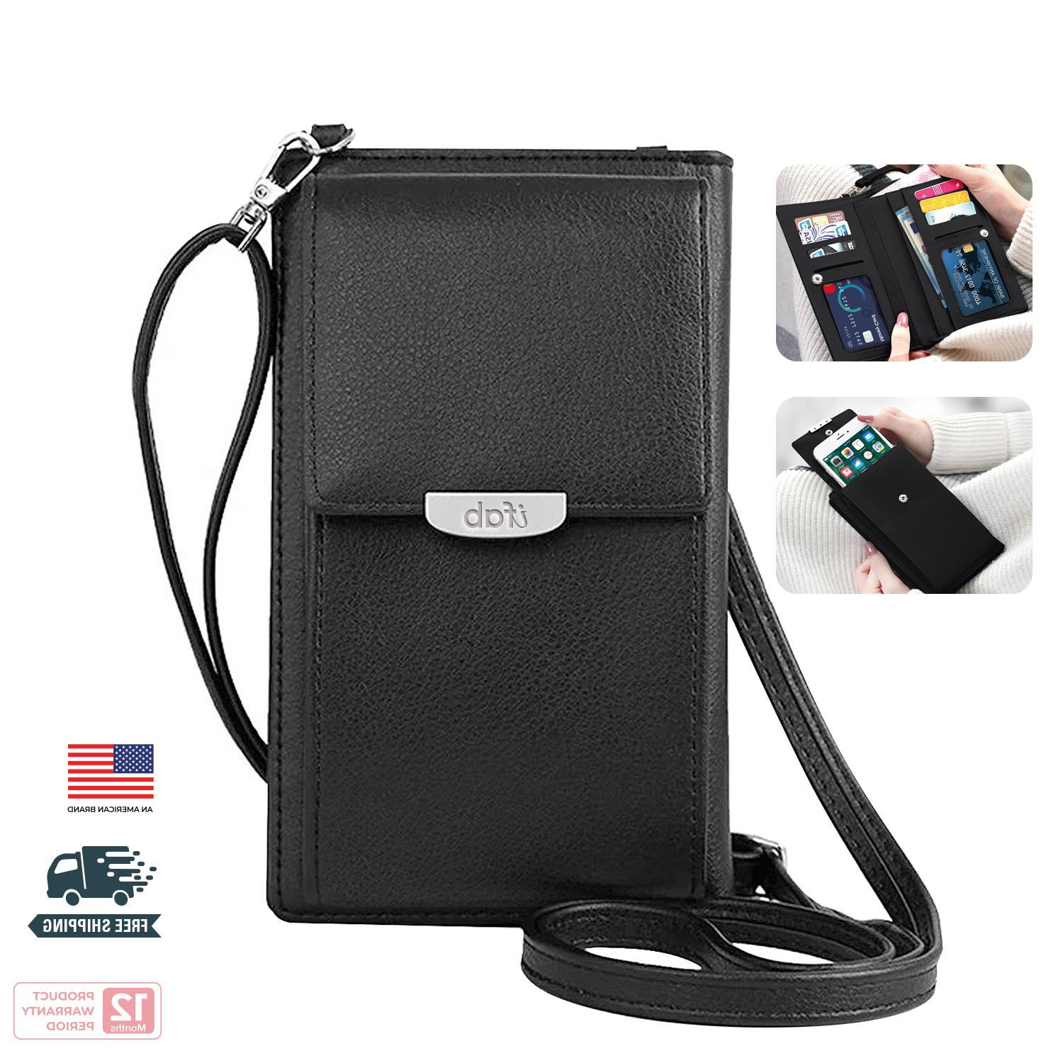 small crossbody bag for women cell phone