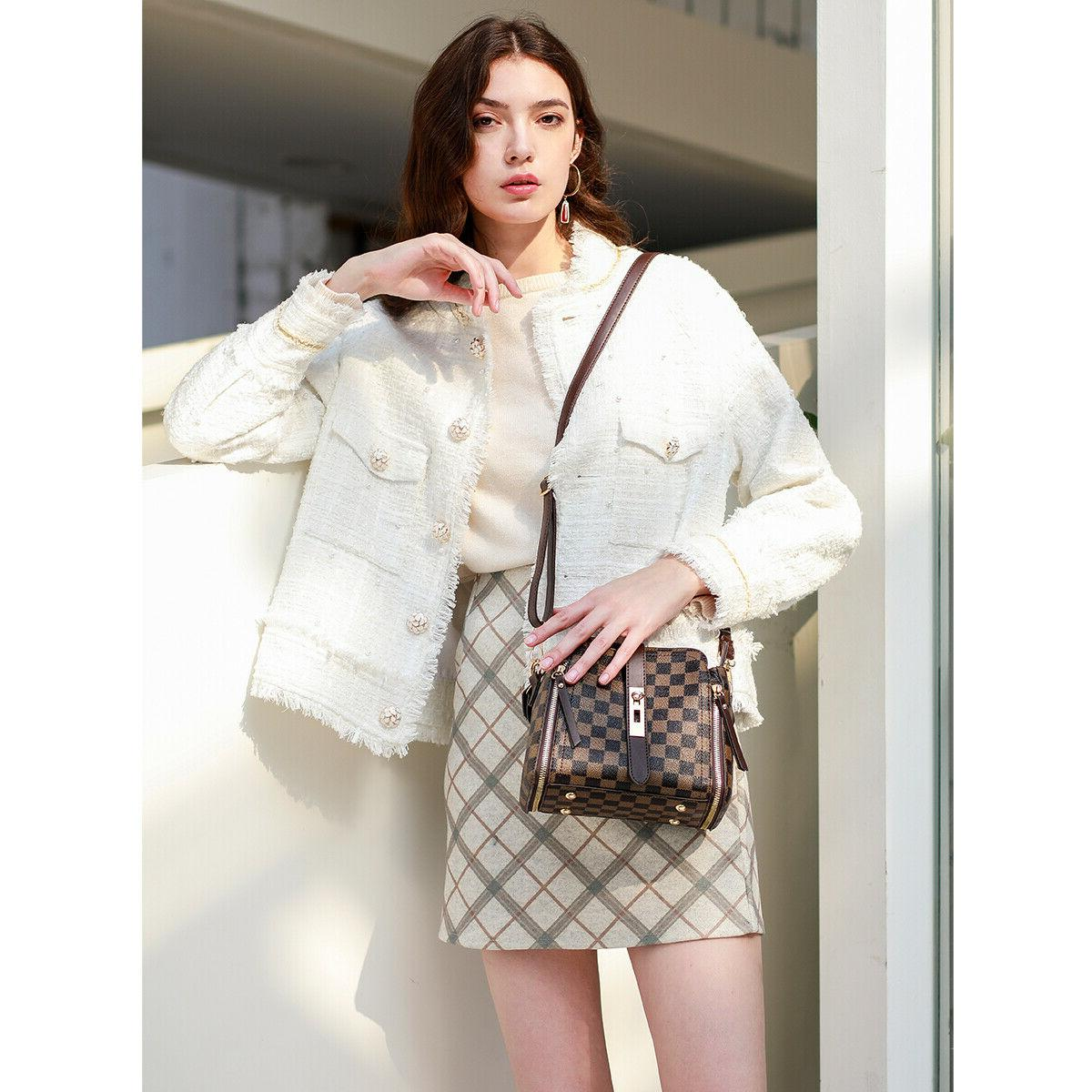 Small Crossbody Bags Leather