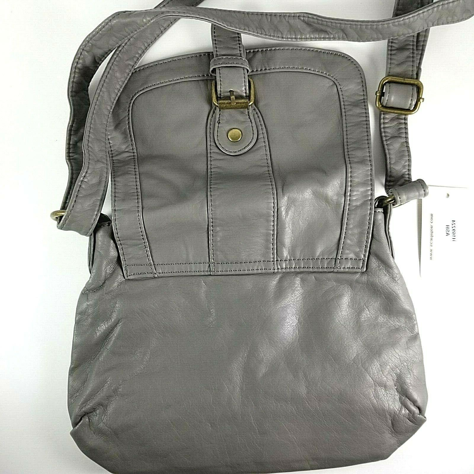 Scarleton Small Soft Washed Front Crossbody Bag H169224