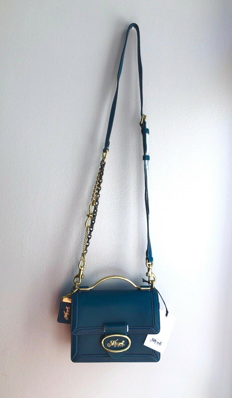 Sold Out NWT Coach 1941 Leather 18 Handle Crossbody Bag