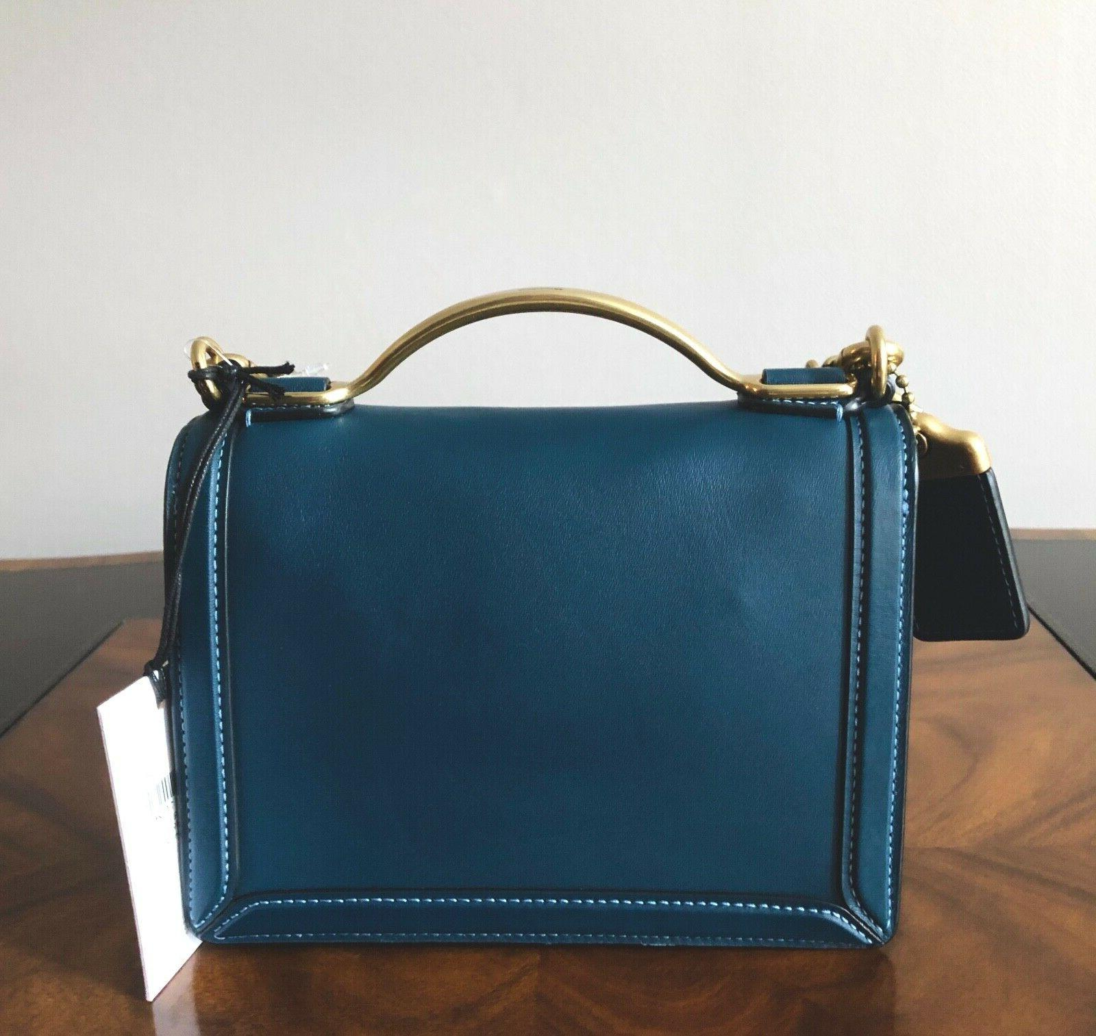 Sold Coach 1941 Leather 18 Bag