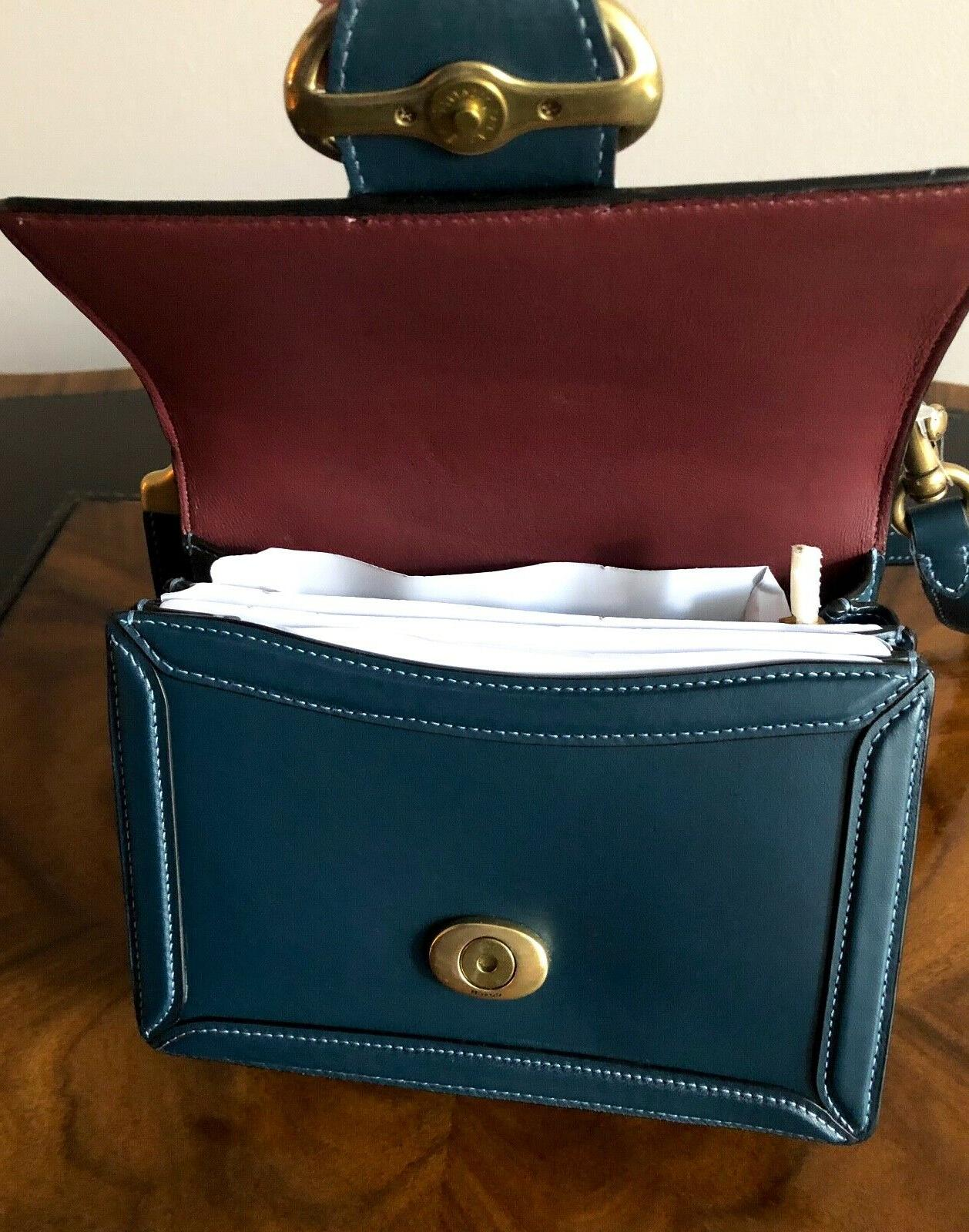 Sold Out NWT 1941 Leather 18 Crossbody Bag