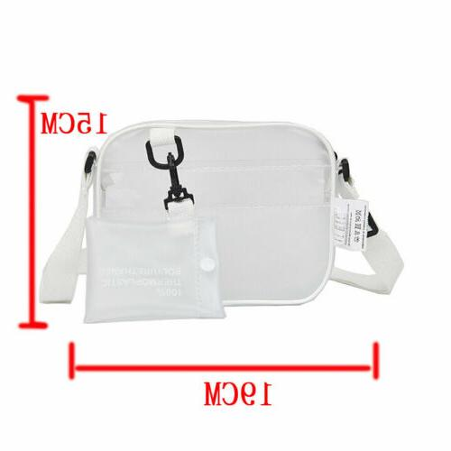US New Transparent Bag Bags