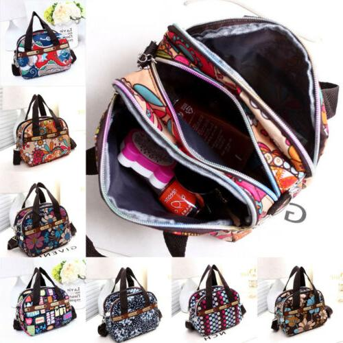 US Women Tote Satchel Nylon Bag Crossbody Bags Messenger Han