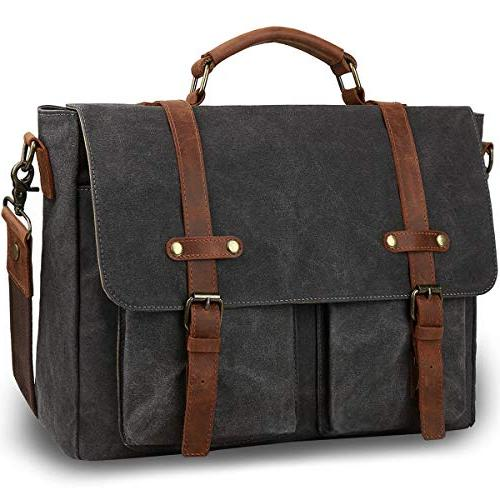 vintage messenger bag