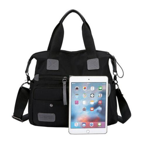 Waterproof Women Large Shoulder Capacity Crossbody