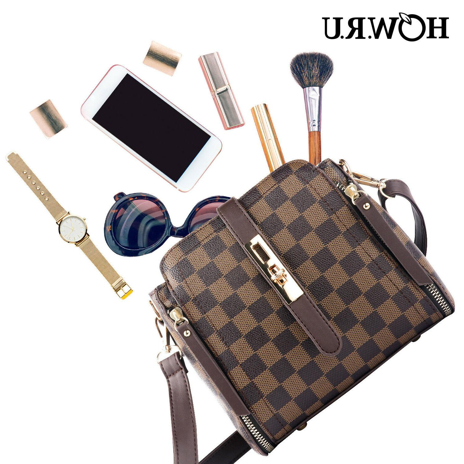 Lady Designer Casual Bag Leather Small