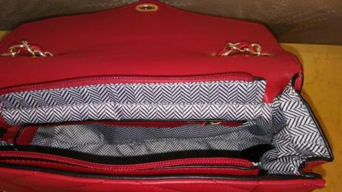 NWT Isabelle Red.