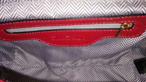 Women crossbody bags, NWT Isabelle Red.