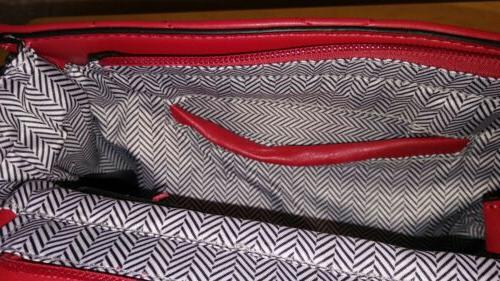Women fashion bags, NWT Isabelle bag, Red.