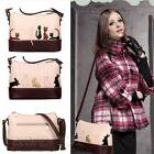 Women Leather Handbag Cat Rabbit Shoulder Bag lady Girl Cros
