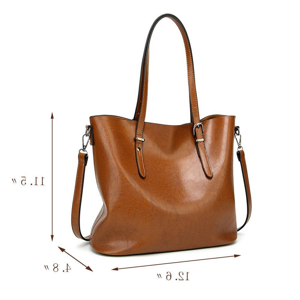 Women Ladies Messenger Crossbody Tote