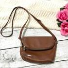 Kenneth Cole Reaction Women's Brown Crossbody Bag New Size 6