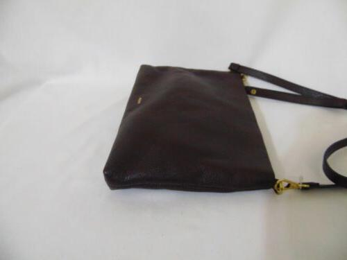 Fossil Fiona Crossbody Leather Cross Bag