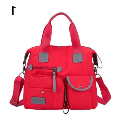 Women Nylon Shoulder Capacity Crossbody