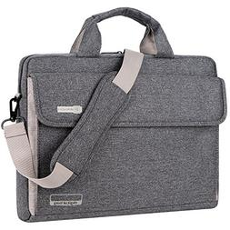 Laptop Shoulder Bag 15.6 Inch,BRINCH Business Laptop Messeng
