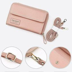Lightweight Small Crossbody Bag Cell Phone Purse Wallet for