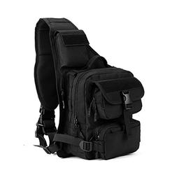 X-Freedom Military Sling Chest Backpack Tactical Daypack Che