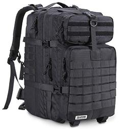 Lifewit 17 inch Military Tactical Laptop Backpack Army 3 Day