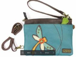 Chala Mini Crossbody Bag Small Convertible Purse Dragonfly T