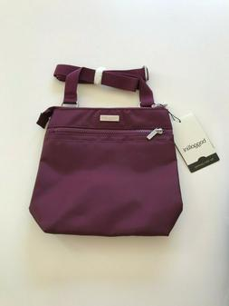 New baggalini Cruiser Crossbody Bag Lightweight water-resist