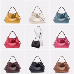 New Coach F23537 F28992 Small Lexy Shoulder Bag In Pebble Le